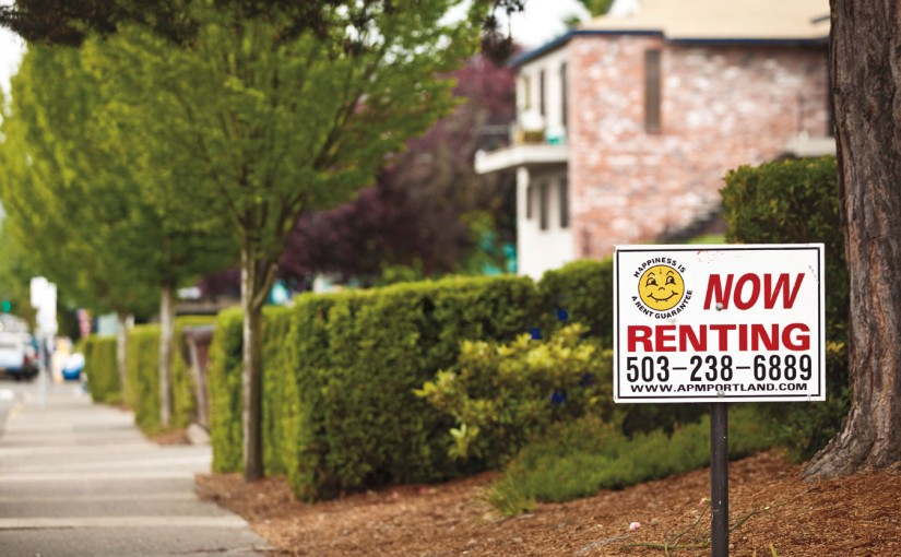 """Portland Could Pass Law Requiring Landlords to Pay Moving Costs After a """"No Cause"""" Eviction"""