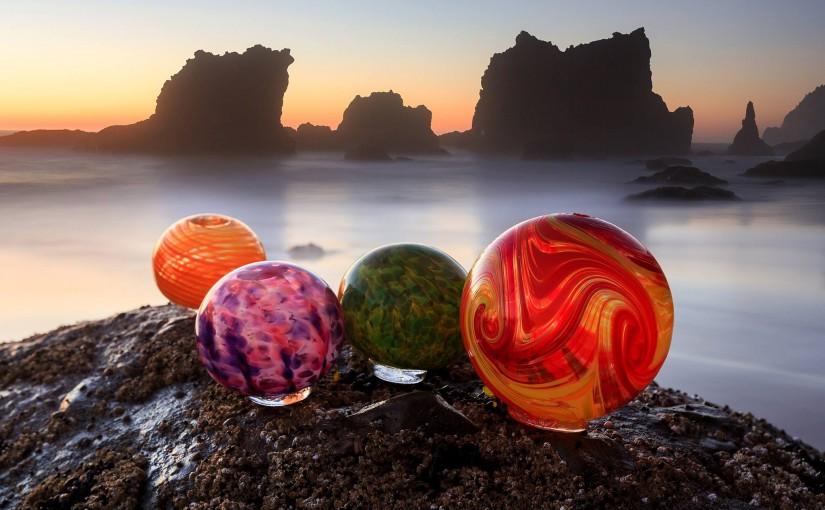 A Treasure Hunt on the Oregon Coast Starts Next Month