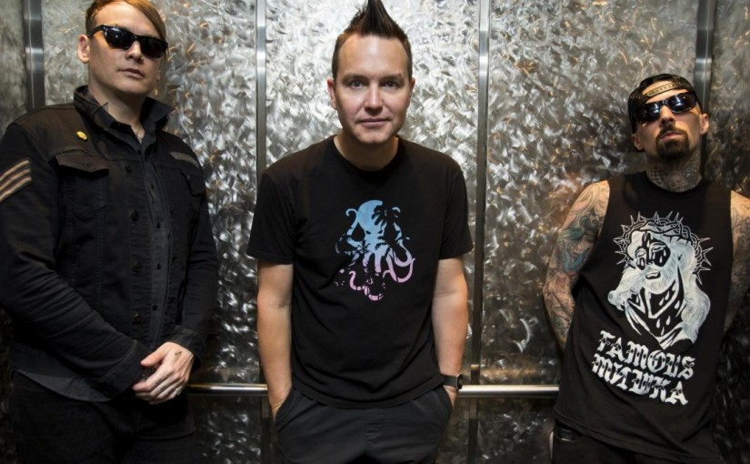 Blink-182 Wrestle With the Ghost of Tom Delonge at Sunlight Supply Amphitheater, With Mixed Results
