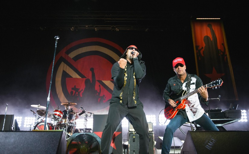 At Sunlight Supply Amphitheater, Prophets of Rage Prove History Isn't Repeating Itself—It's Still Ongoing.