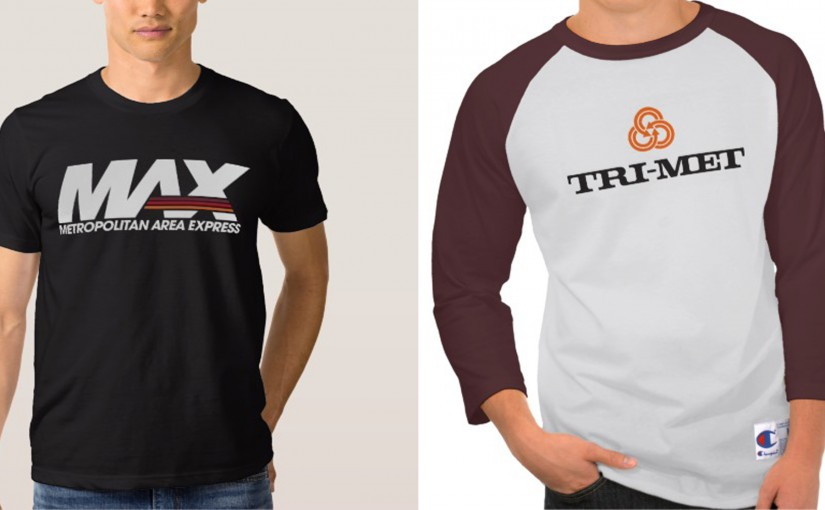 TriMet Goes Retro With Throwback Shirts