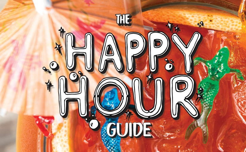 Happy Hour is Portland's Day-Drunk, Cheap-Eating Sweet Spot
