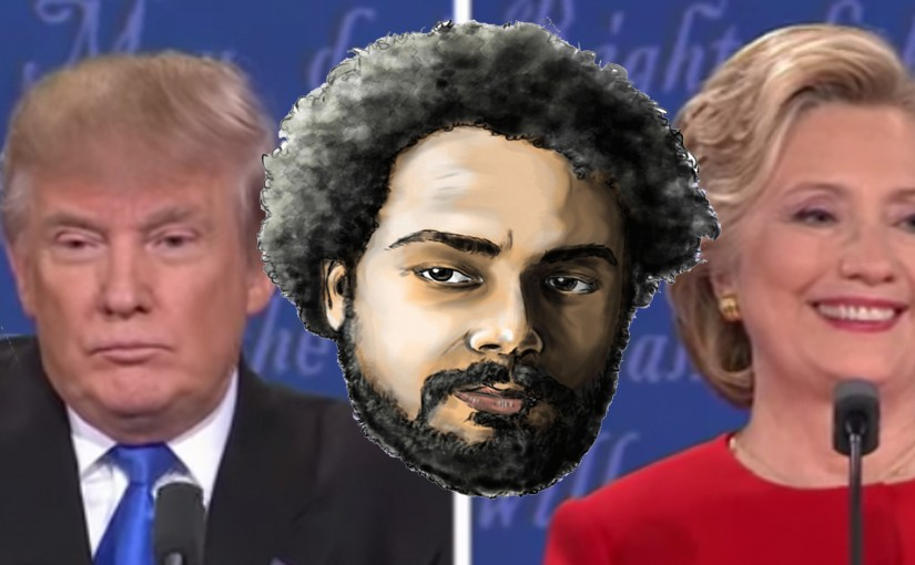 I Got Drunk While Playing the Presidential Debate Drinking Game Last Night
