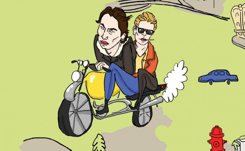 """A Portland Walking Tour of """"My Own Private Idaho"""""""