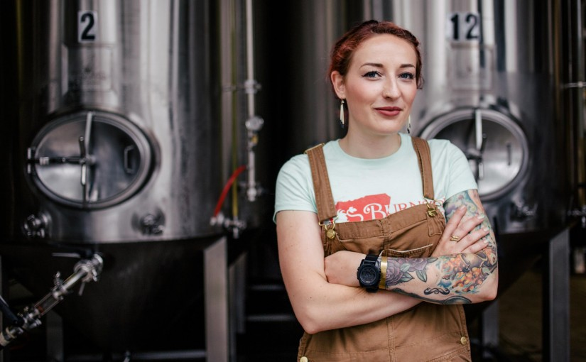 Natalie Baldwin Won the Annual Portland Pro-Am Beer Competition as an Amateur—Now She Returns as a Pro