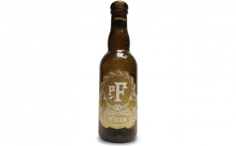 Pfriem's Pumpkin Beer Is One of the Best of the Year