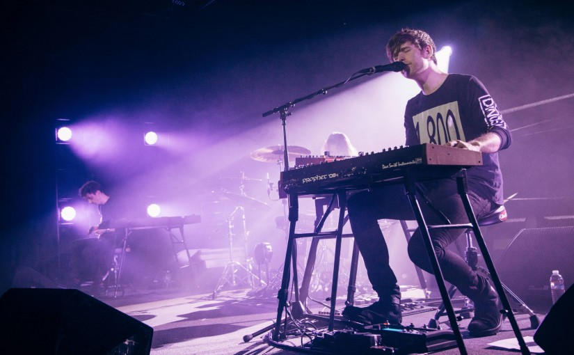 James Blake Flashes Brilliance Between Audience Yawns at Roseland Theater