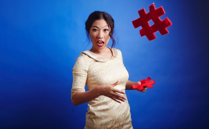 Kristina Wong's One-Woman Show Takes On Internet Activists And White Privilege