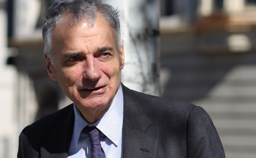 Ralph Nader Arrives in Portland to Stump for Local Campaign Finance Ballot Initiative