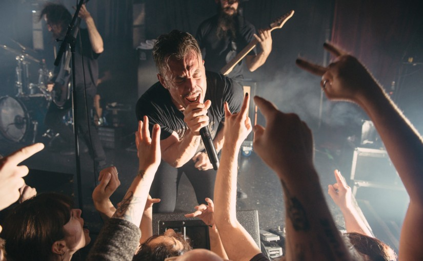 Dillinger Escape Plan Says Goodbye With a Intimately Brutal Show at Dante's