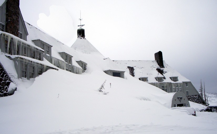 Mt. Hood's Timberline Lodge to Play Host to New Horror Film Festival