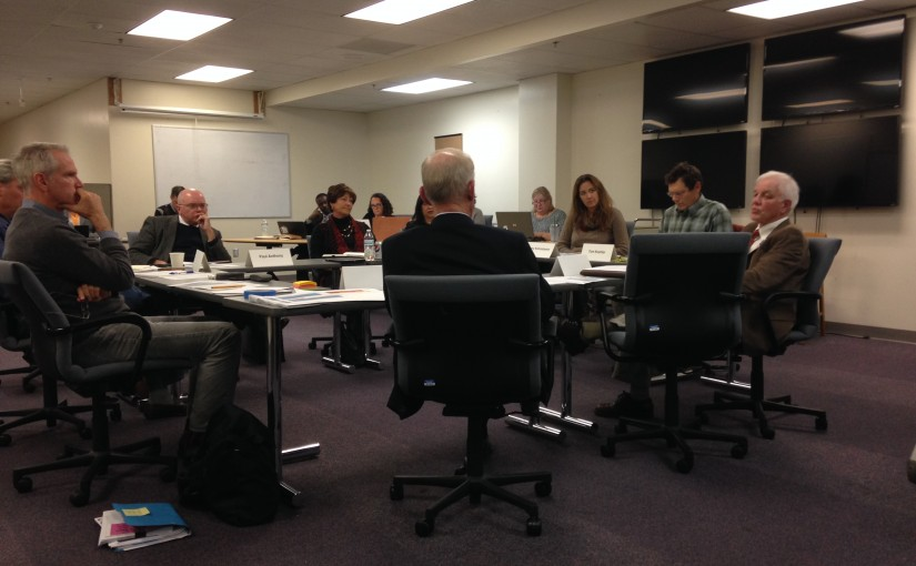 Portland School Board Meets in Group Therapy, Wrestles With Distrust