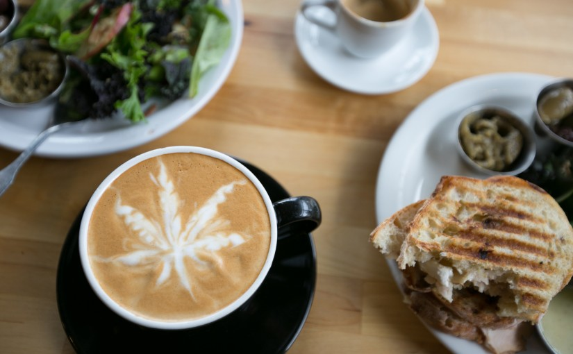 Welcome to the Brave New World of Cannabis and Caffeine Pairings