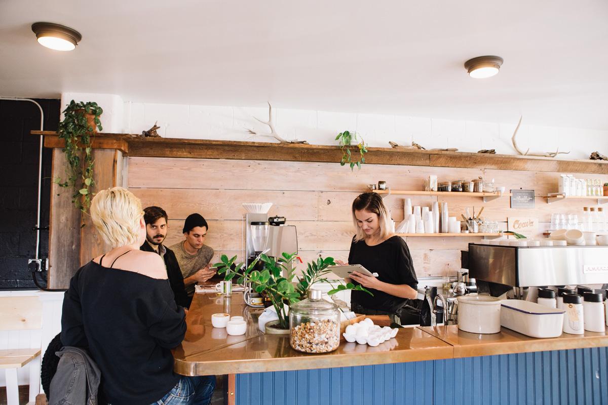 La Luna Cafe - Portland, Oregon