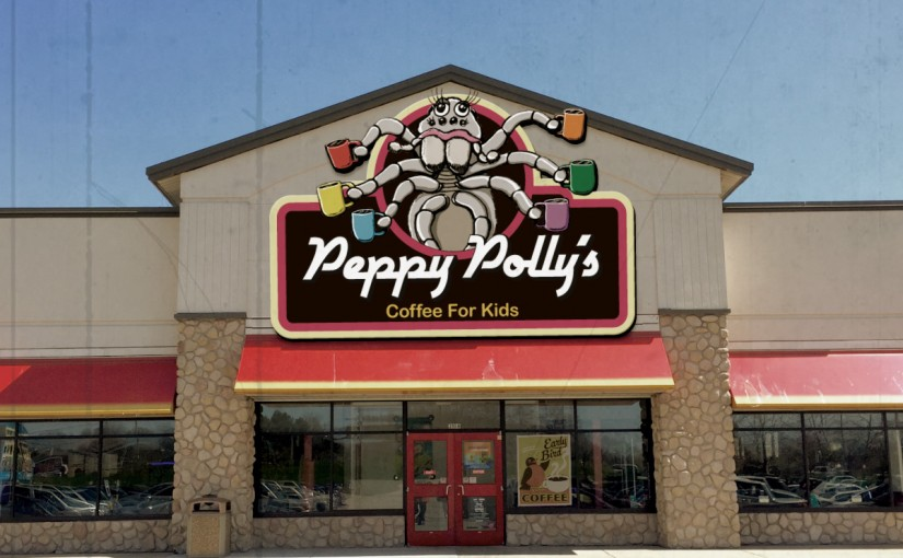 Peppy Polly's Was Like Chuck E. Cheese's For Kids Who Grew Up in Portland—But With Coffee