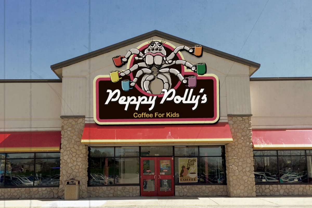 Peppy Polly S Was Like Chuck E Cheese S For Kids Who Grew
