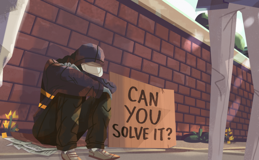New Online Game Asks Players to Fight Homelessness