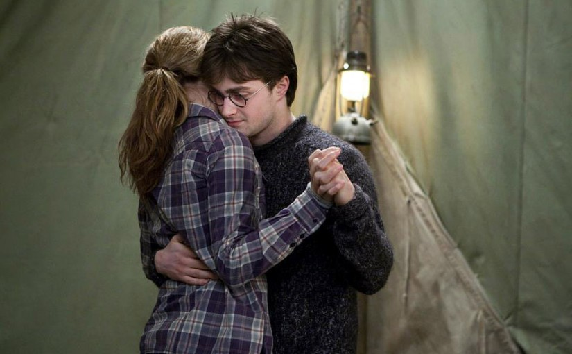 The Five Coolest Scenes From the Harry Potter Movies That Weren't In the Books