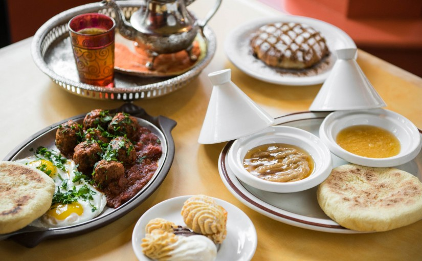 Kasbah Moroccan Cafe Serves Up North African Pastries, Stews and Spice