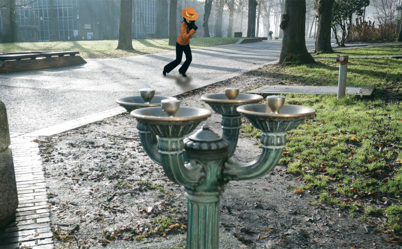 Remember When Infamous Thief Carmen Sandiego Stole All the Benson Bubblers?
