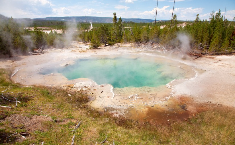 "Portland Man Dissolved in Yellowstone Hot Spring Was Apparently Trying to ""Hot Pot"""