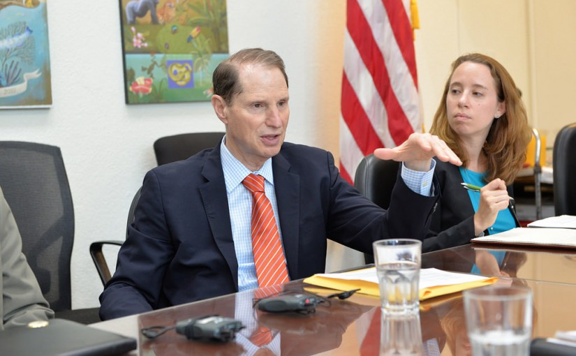 Sen. Ron Wyden (Courtesy of Ron Wyden)