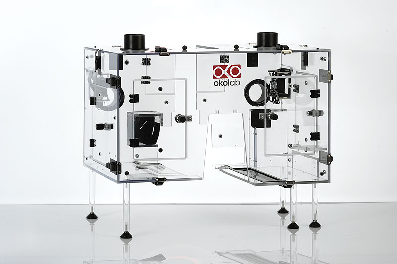 OKOLab StageTop Incubator System Overview