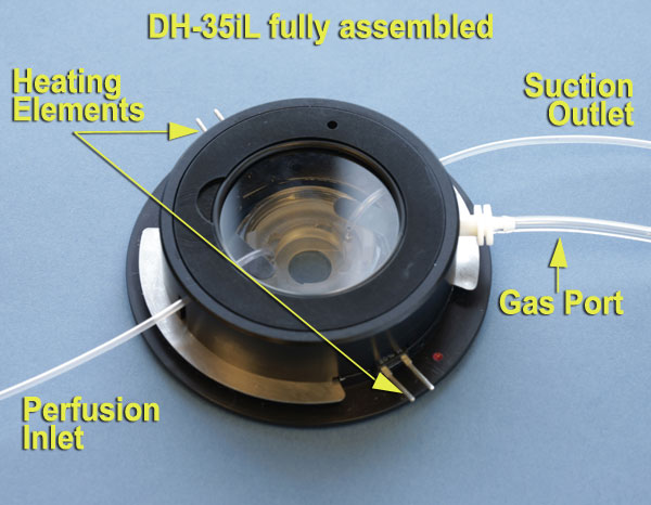 Culture Dish Incubator (DH-35iL)