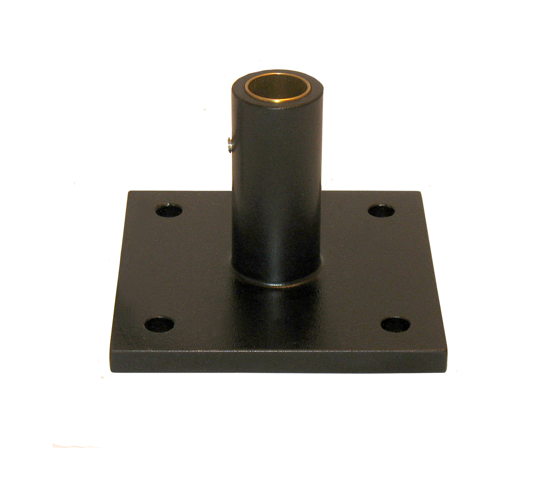 Swing arm stand table base