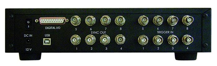 STG4000 Series) MCS Stimulus Generators   Warner Instruments