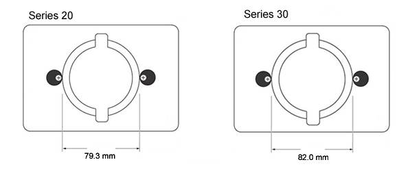 Stage Adapters for Series 20 & Series 30 Platforms