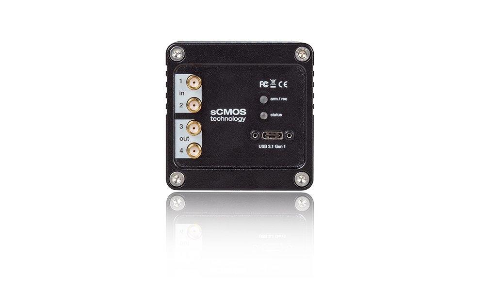 Pco.panda 4.2 CMOS camera