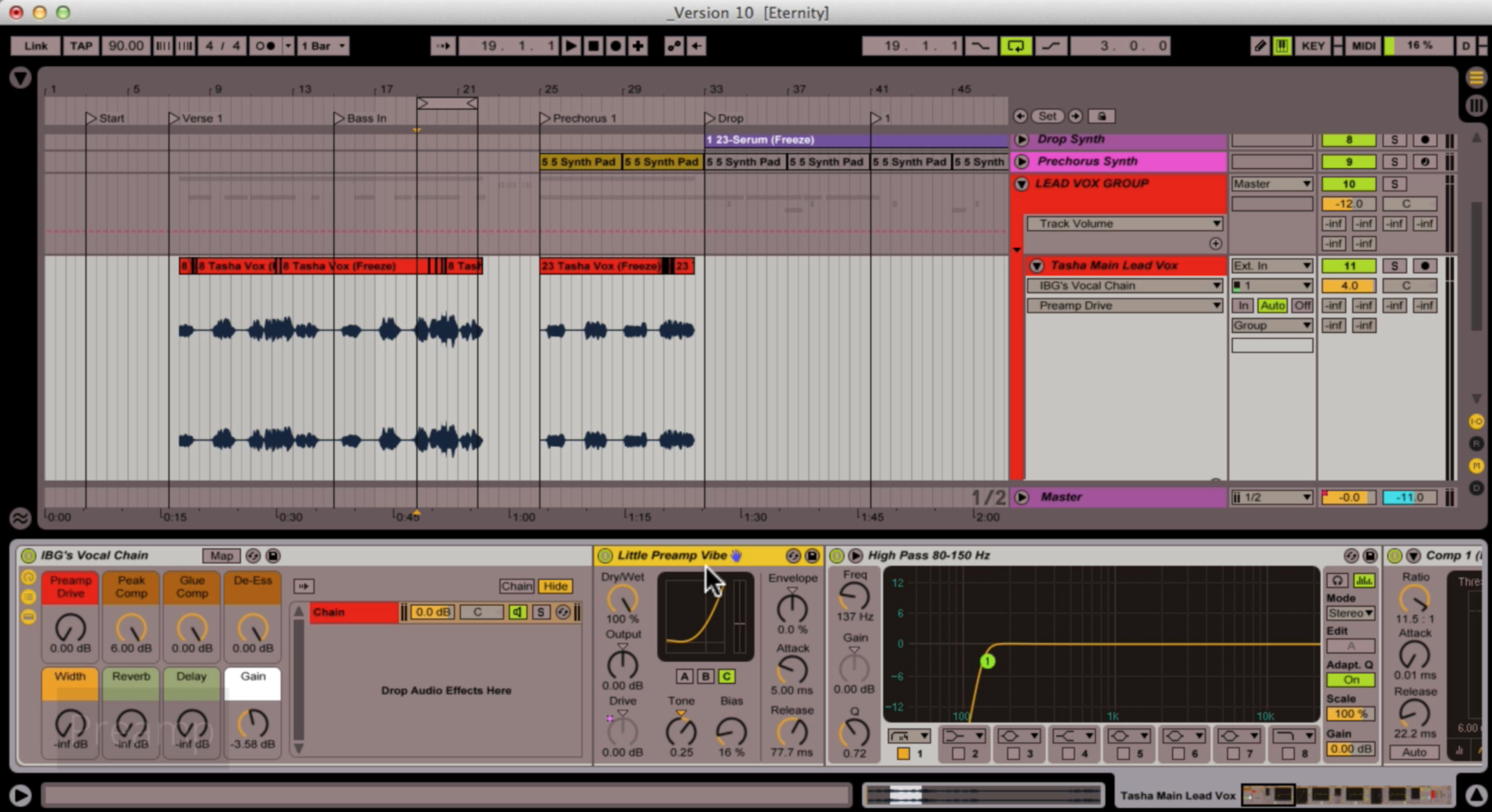 How to Mix Vocals Better in Ableton Live - Warp Academy