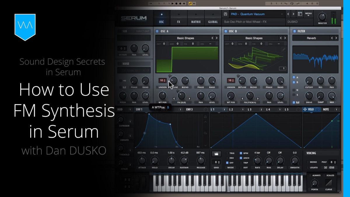 Sound Design Secrets in Serum - Warp Academy