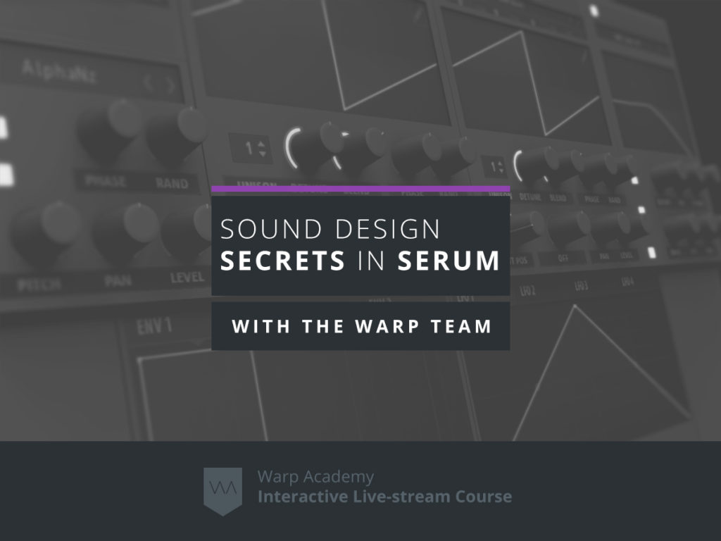 sound design secrets