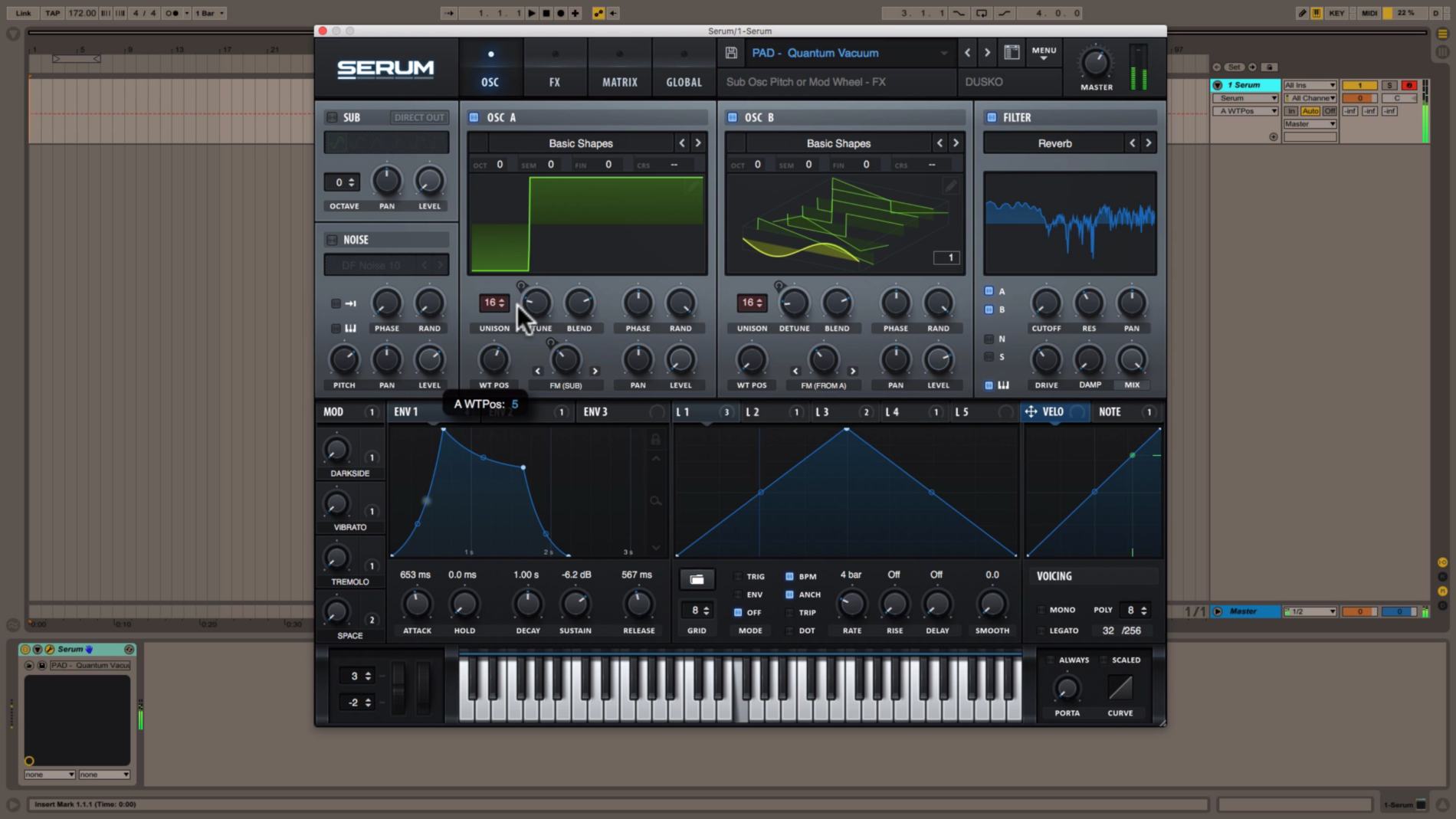 Sound Design Secrets in Serum: How to Use FM Synthesis in