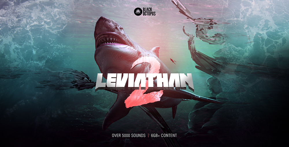 Black Octopus Sound | Leviathan 2 Preview Video - Warp Academy