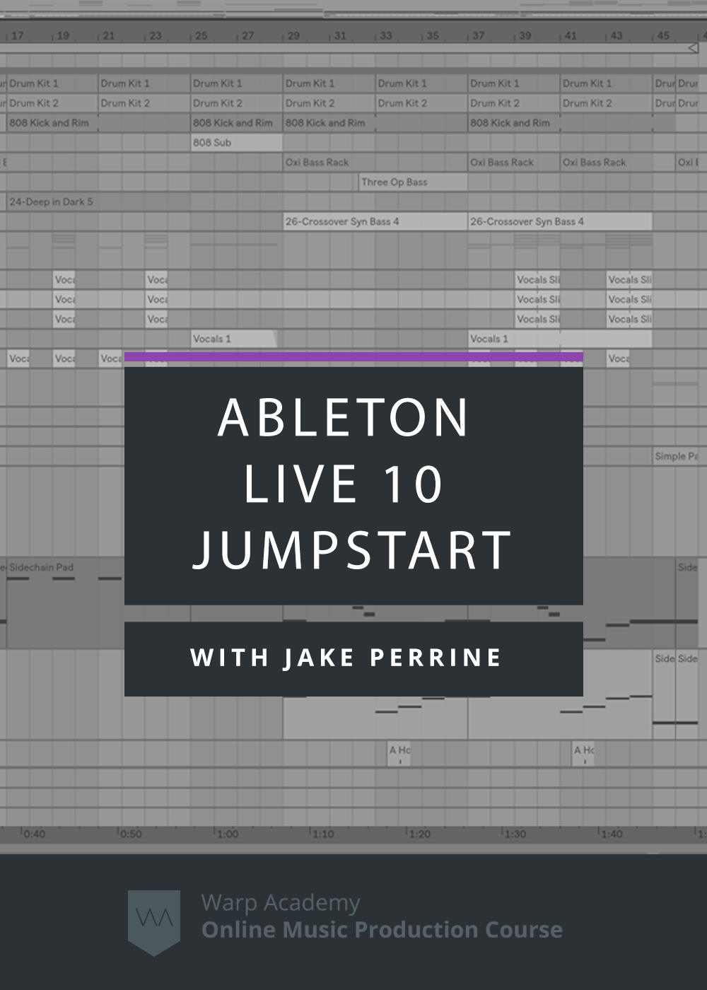Ableton Live 10 Jumpstart- Product Page Image