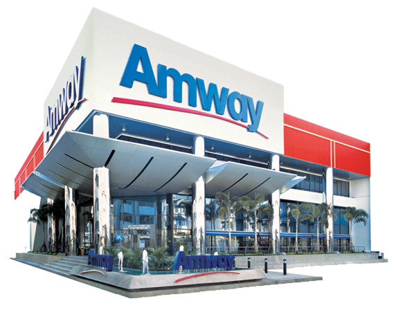 Why did people join amway?