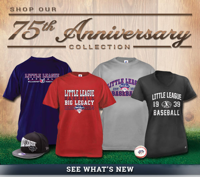 Little League 75th anniversary