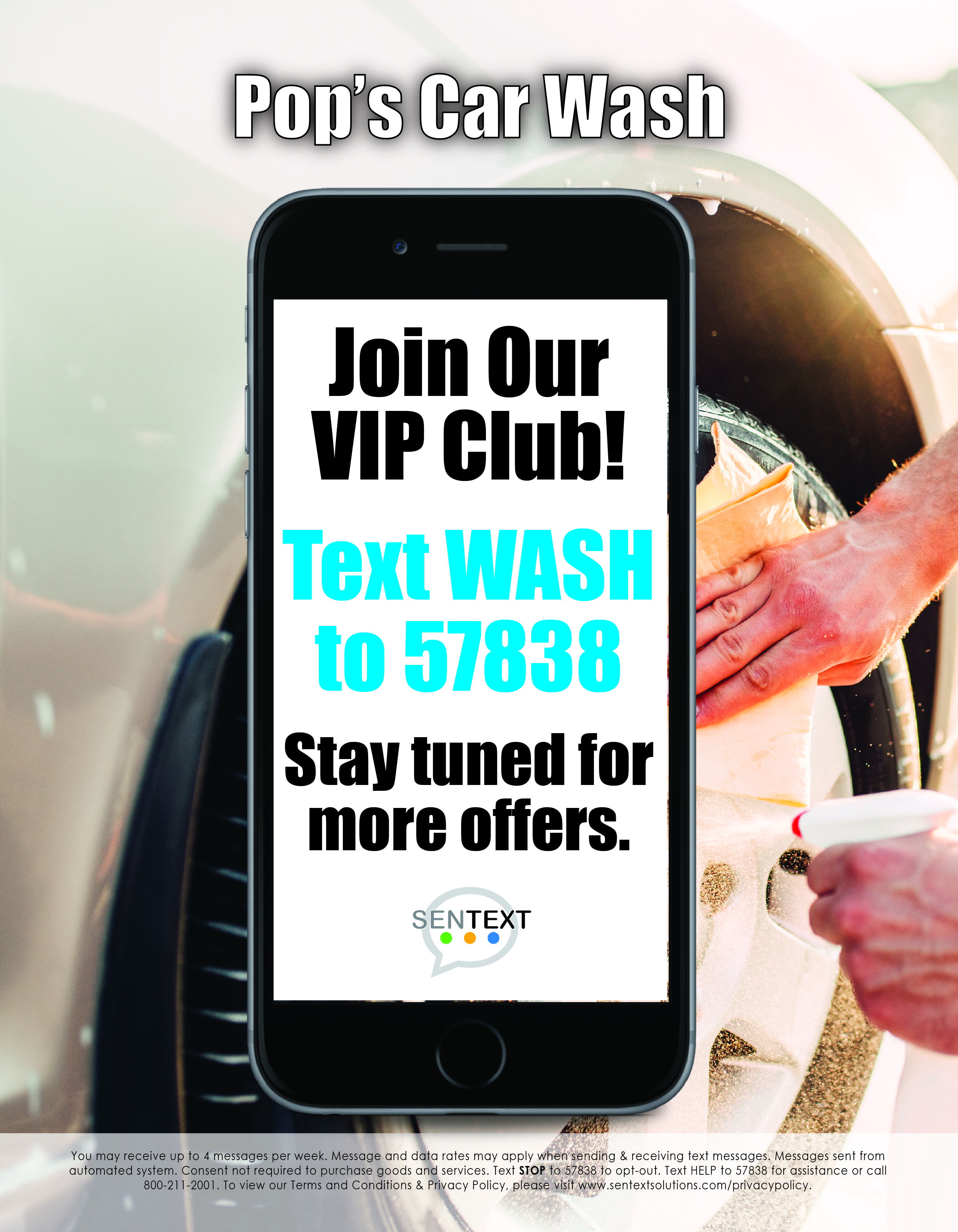 Pops car wash purchase a wash book or gift card solutioingenieria Choice Image