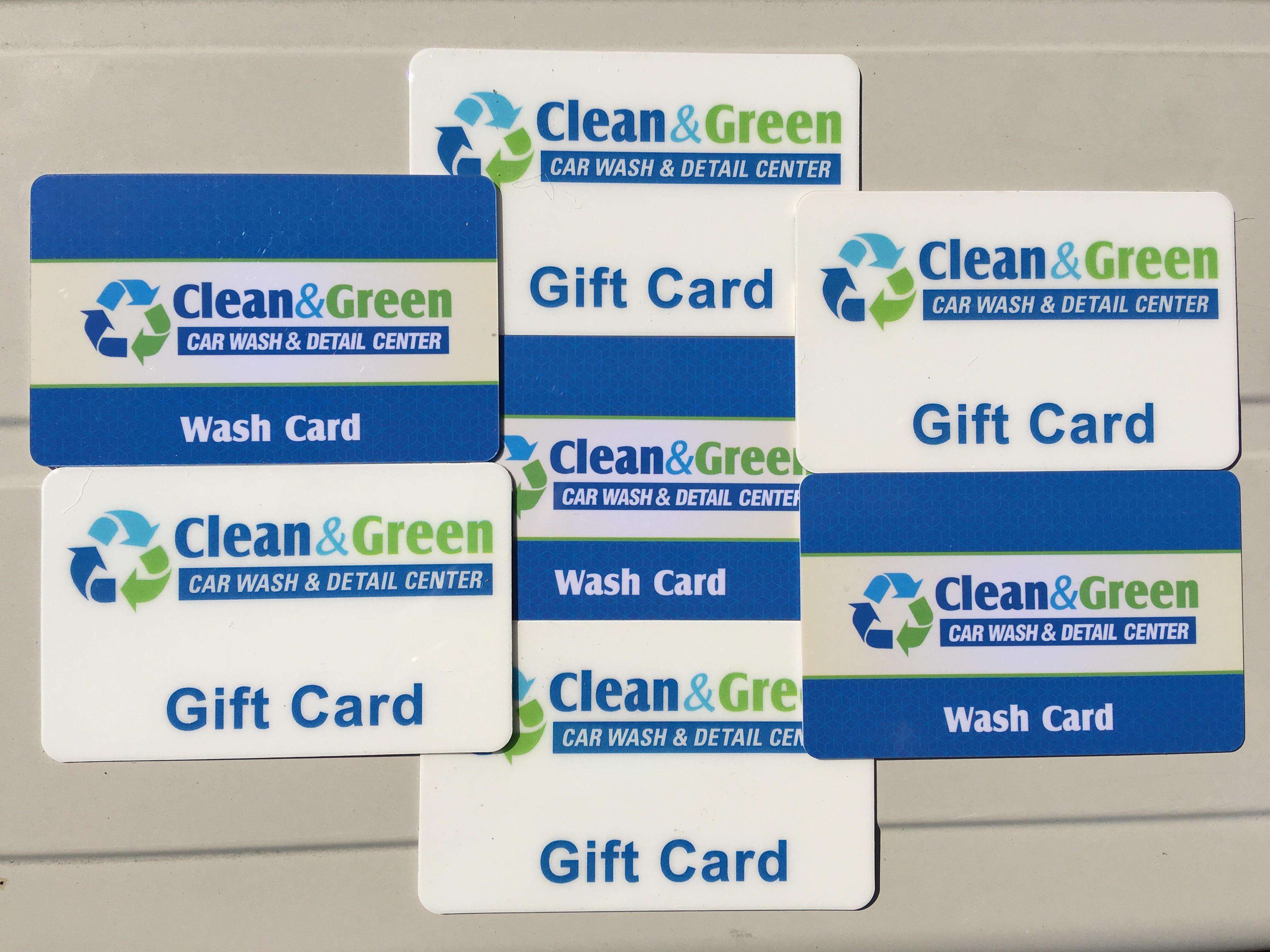 Clean & Green Car Wash