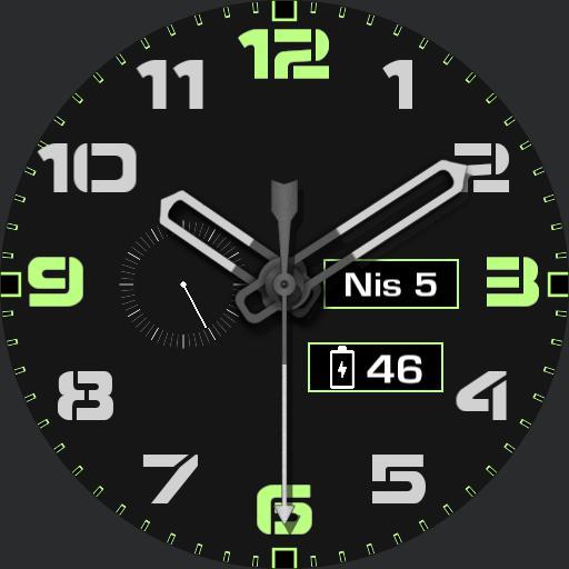Classic Modern watch  Copy