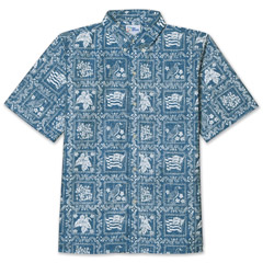 Lahaina Sailor Short Sleeve Print Shirt by Reyn Spooner