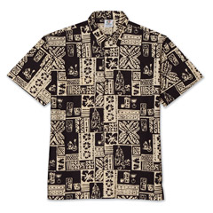Happy Hour Print Shirt
