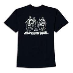 Wild Bunch T-Shirt by Old Guys Rule