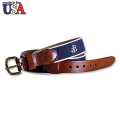 Anchor Cotton Web Belt