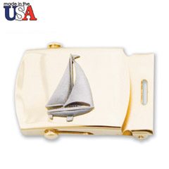 Sloop Belt Buckle