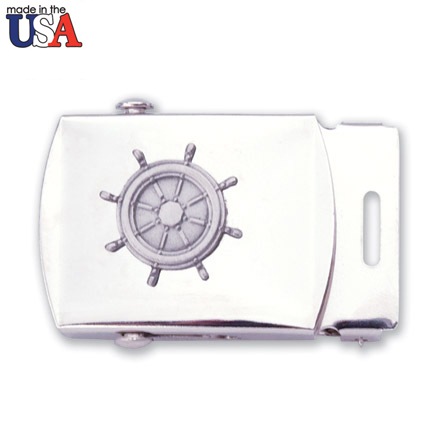 Ships Wheel Belt Buckle