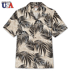 Fern Forest Print Shirt